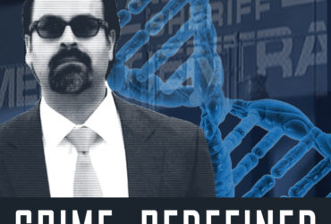 Mehul B. Anjaria Co-Hosting Crime Redefined Podcast